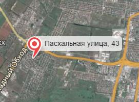 г. Краснодар, ул. Пасхальная, 47
